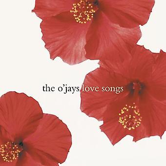 O'Jays - Love Songs [DVD] USA importere
