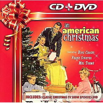 Amerikansk jul/Christmas TV episoder - amerikansk jul/Christmas TV episoder [CD] USA import