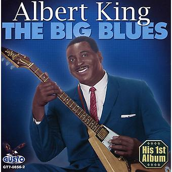 Albert King - Big Blues [CD] USA import