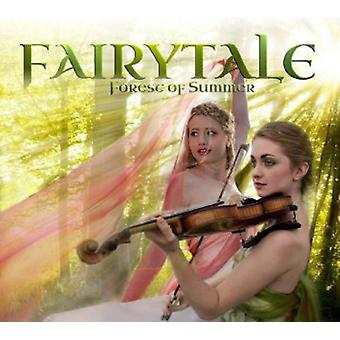 Fairytale - Forest of Summer [CD] USA import