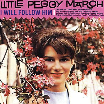 Peggy March - I Will Follow Him [CD] USA import