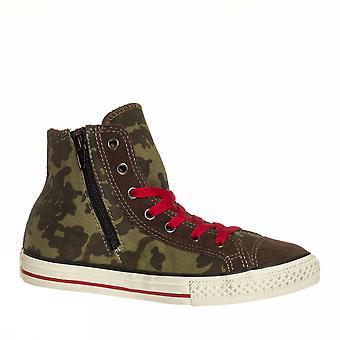Converse All Star Hi Side Zip 641234C Bo Jungen Moda Schuhe