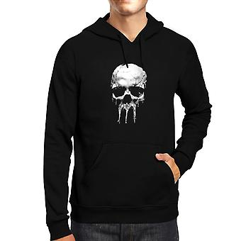 Punish Punisher Skull Spray Men's Hooded Sweatshirt