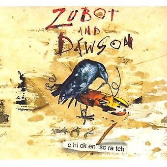 Zubot & Dawson - kylling bunden [CD] USA import