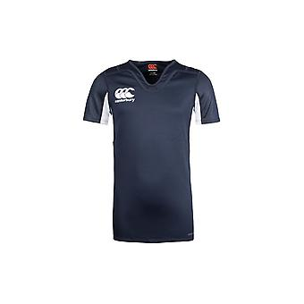 Canterbury Challenge Kids S/S Rugby Shirt