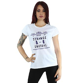 Beetlejuice Women's Strange And Unusual T-Shirt