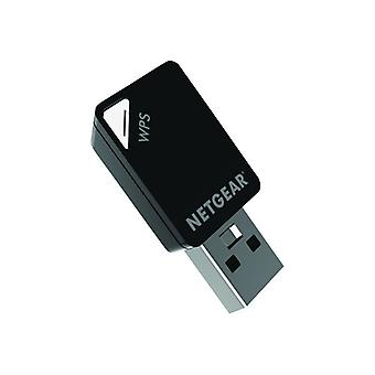 NETGEAR A6100 WiFi USB Mini Adapter-network adapter-USB-802 .11b, 802 .11A, 802.11 g, 802 .11n, 802 .11ac