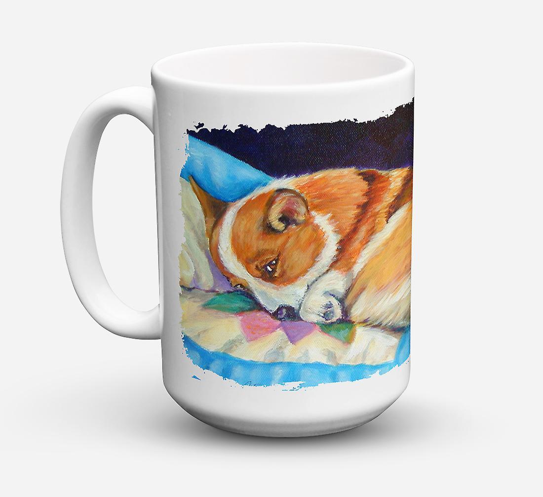 De vaisselle Once Corgi Coffee 15 Céramique Sûre Pour Micro Mug Lave ondes Yyf76bvg