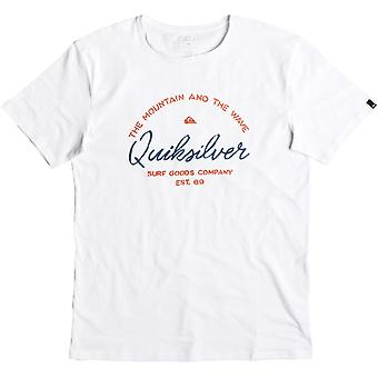 Quiksilver Hero Bay Short Sleeve T-Shirt