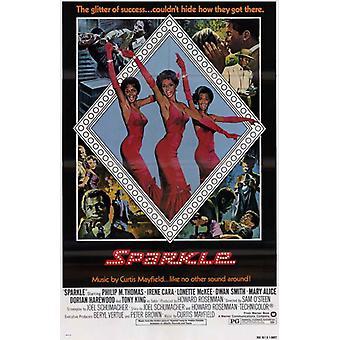 Sparkle Movie Poster (11 x 17)
