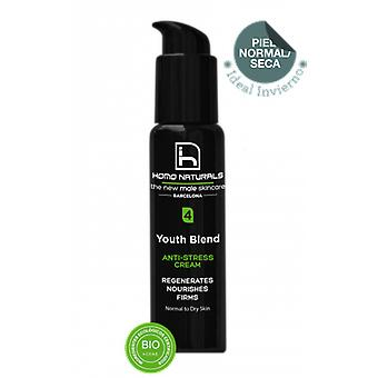 Homo Naturals Youth Blend Anti Stress Cream 50 ml