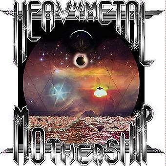 Tænd mig død mand - Heavymetal moderskib [CD] USA import