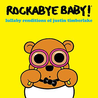 Rockabye Baby - Lullaby Renditions of Justin Timberlake [CD] USA import