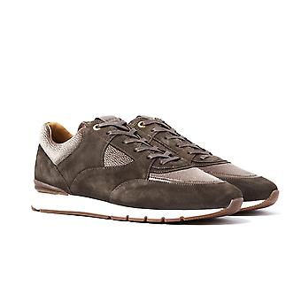 Android Homme Taupe Brown Belter 2.0 Trainers
