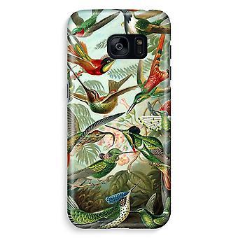 Samsung S7 kant fullt ut Case - Haeckel Trochilidae