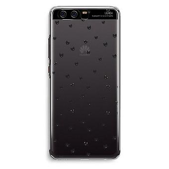 Huawei P10 Transparent Cover (Soft) - Little cats