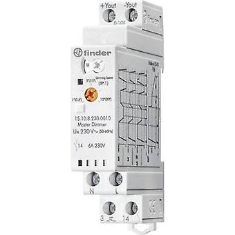 Rail-mount dimmer 1 pc(s) Finder 15.10.8.230.0010 Operating voltage:230