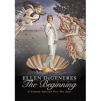 Ellen Degeneres: The Beginning [DVD] USA import