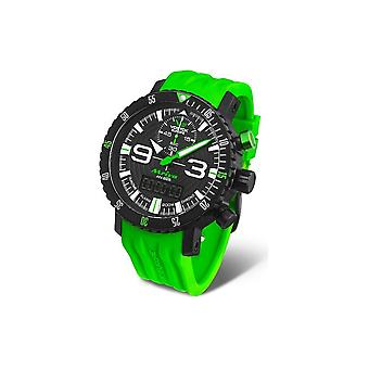 Vostok Europe watch Mriya 2 multifunctional chronograph 9516-5554251