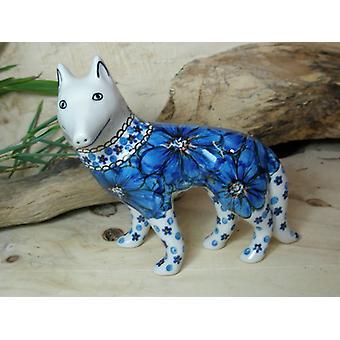 Dog, 15 x 16 x 7.5 cm, 4 - Unikat polish pottery - BSN 7101