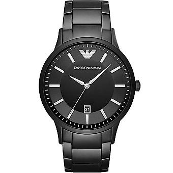 Armani Watches Ar11079 Black Stainless Steel Men's Watch