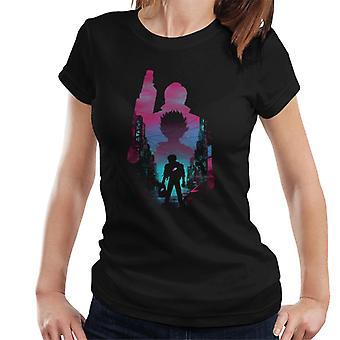 Akira Neo Tokyo Damen T-Shirt
