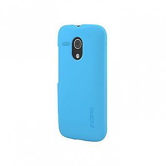 Incipio MT-333-BLK feather cover case Motorola Moto G blue