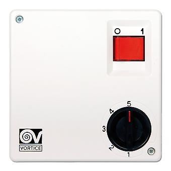 Wall control / transformer Vortice SCNR5 / SCNR5- CA / SCNRL 5