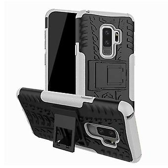 Hybrid case 2 piece SWL outdoor white for Samsung Galaxy S9 plus G965F bag cover