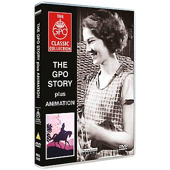 The GPO Story plus Animation DVD