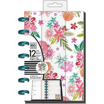 Create 365 12-Month Undated Mini Planner 5.125