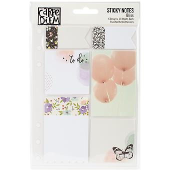 Carpe Diem Bliss Sticky Notes-