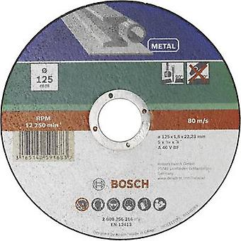 Taglio disco 115mm (dritto) 22,23 mm Bosch Accessori A 46 T BF 2609256314 1/PC