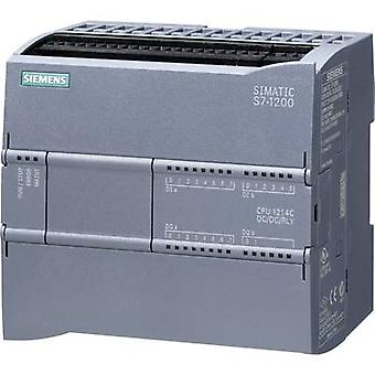 Siemens CPU 1212 C DC/DC/RELAIS 6ES7212-1HE31-0XB0 o controlador do PLC 24 Vdc