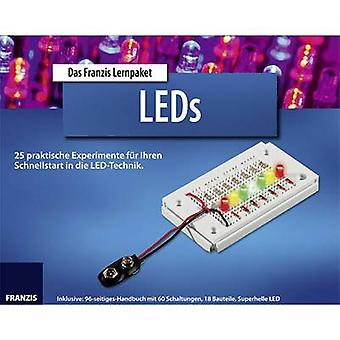Course material Franzis Verlag LEDs 65065 14 years and over
