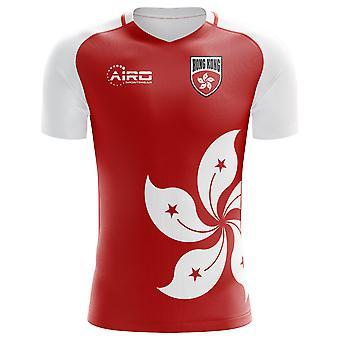 2018-2019 Hong Kong Home Concept Football Shirt (Kids)