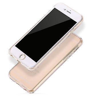Crystal Case cover voor de Apple iPhone 6 / 6s transparante volledige lichaam