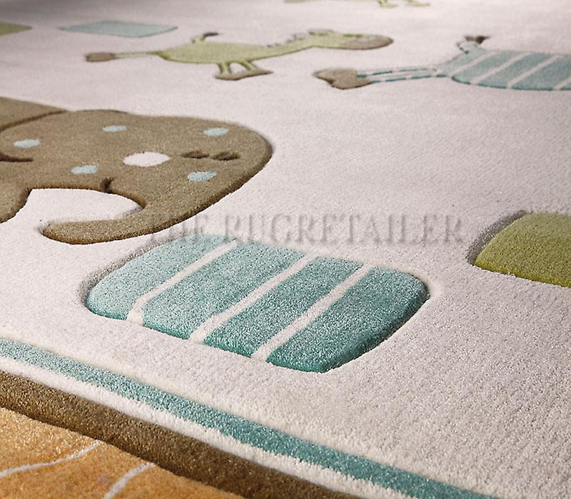 Rugs - Esprit Lucky Zoo - 2842/03