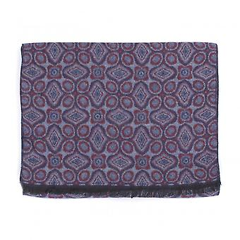 Tresanti Medaillon Schal mit Print