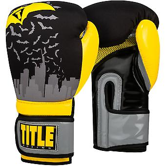 Title Boxing Infused Foam Training Boxing Gloves - Crusader