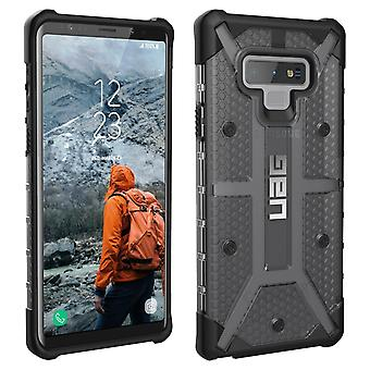 UAG Plasma Series scratch resistant case, armor shell for Galaxy Note 9 - Ash
