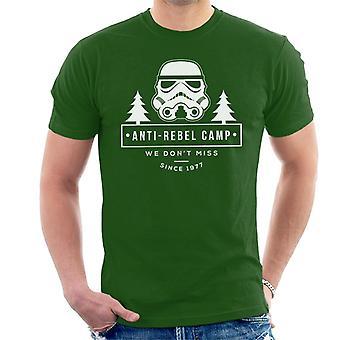 Original Stormtrooper Anti Rebel Camp mäns T-Shirt