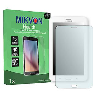 Samsung Galaxy Tab 3 Lite 7.0 SM-T111 mit Telefonie with telephony Screen Protector - Mikvon Health (Retail Package with accessories)