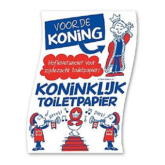 Toiletpapier The King
