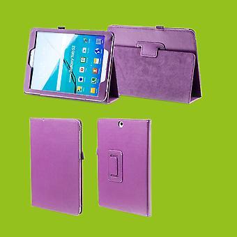 Für Apple iPad Pro 12.9 Zoll 2018 Neue Version Lila Kunstleder Hülle Cover Tasche Case Etuis Neu