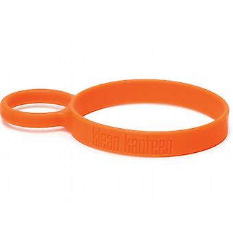 Klean Kanteen Silicone Pint Cup To Go Ring (Orange)