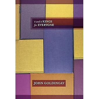 1 ja 2 Kings kaikille by John Goldingay - 9780281061303 kirja