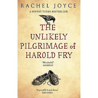 De onwaarschijnlijke bedevaart van Harold Fry door Rachel Joyce - 9780552778091