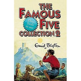 De beroemde vijf collectie 2 - boeken 4-6 door Enid Blyton - 978144492484