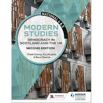 National 4 & 5 Modern Studies - Democracy in Scotland and the UK -